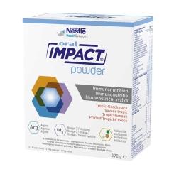 Oral Impact Tropic Beutel