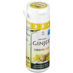 Original GINJER® Kaugummis Ingwer-Zitrone