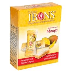 Original IBONS® Ingwer Bonbons Mango