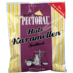 Original PECTORAL® Salbei Bonbons