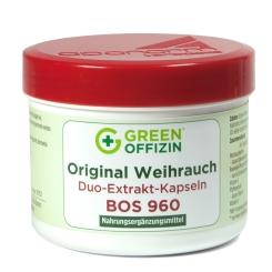 Original Weihrauch Duo – Extrakt Kapseln BOS 960