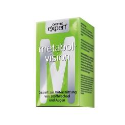 Orthoexpert® metabol-vision Kapseln