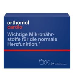 Orthomol Cardio® Granulat/Tablette/Kapseln