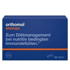 Orthomol Immun® Granulat Menthol-Himbeere