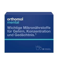 Orthomol Mental® Granulat/Kapseln