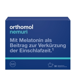 Orthomol nemuri® Granulat