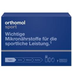 Orthomol Sport Trinkfläschchen/Tabletten/Kapseln