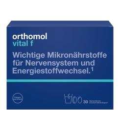 Orthomol Vital f® Granulat/Tabletten/Kapseln Orange