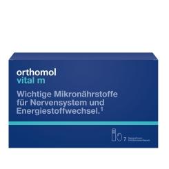 Orthomol Vital m® Trinkfläschchen/Kapseln