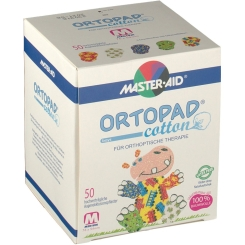 ORTOPAD® Cotton boys Gr. M 76 x 54 mm