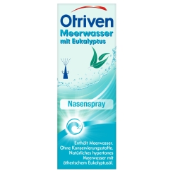 OTRIVEN® Meerwasser mit Eukalyptus Nasenspray