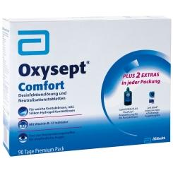 Oxysept® Comfort 90 Tage Premium Pack