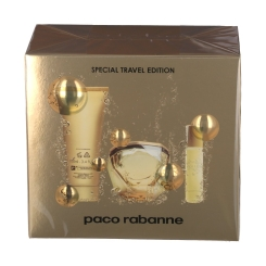 paco rabanne Lady MILLION + 15 ml Zerstäuber & 100 ml Bodylotion GRATIS