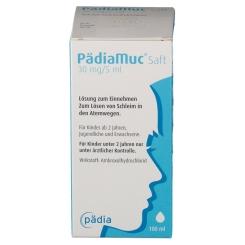 PÄDIAMUC Saft 30 mg/5 ml
