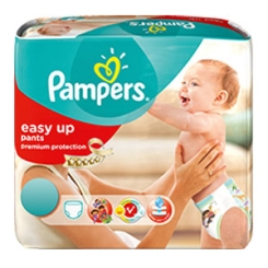 Pampers® Easy Up Pants Gr. 5 12-18kg
