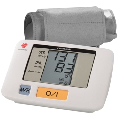 Panasonic EW3106XL Oberarm-Blutdruckmessgerät