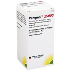Pangrol® 25000 Kapseln