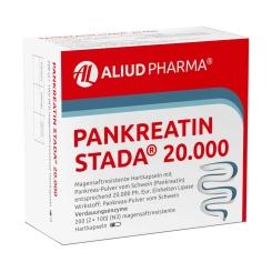 Pankreatin STADA® 20.000