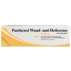 Panthenol Wund- und Heilcreme JENAPHARM®