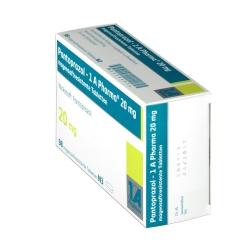 PANTOPRAZOL 1A Pharma 20 mg