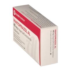Pantoprazol AL 40 mg Tabletten