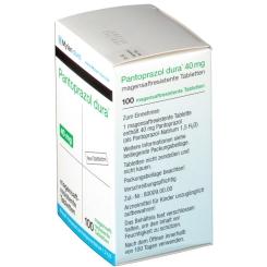 Pantoprazol dura® Tabletten 40 mg