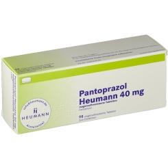 Pantoprazol Heumann 40 mg Tabletten