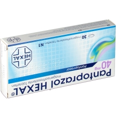 Pantoprazol Hexal 40 mg Tabletten
