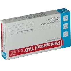 PANTOPRAZOL TAD 40 mg