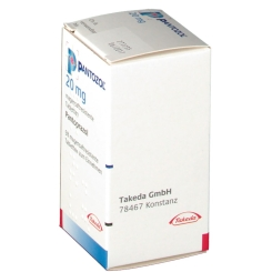 Pantozol 20 mg Tabletten