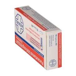 Paracetamol 500 mg HEXAL® Zäpfchen