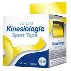 PARAM Kinesiologie Sport Tape Gelb