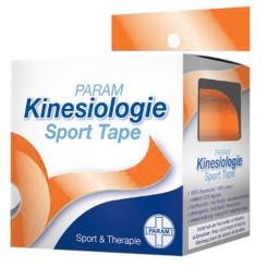 PARAM Kinesiologie Sport Tape Orange