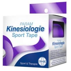 PARAM Kinesiologie Sport Tape Violett