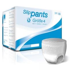 PARAM Slip Pants Basis Gr.4