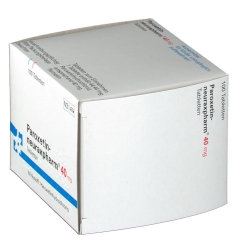 PAROXETIN neuraxpharm 40 mg Tabletten
