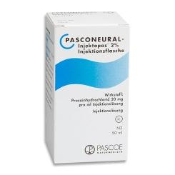 PASCONEURAL Injektopas® 2 % Injektionsflasche