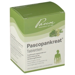 Pascopankreat® Tabletten