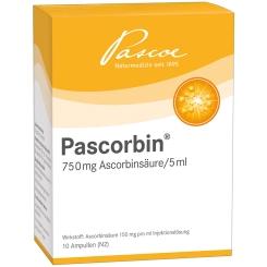 Pascorbin® Injektionslösung