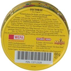 Pectoral® für Kinder Biene Maja mit Kirschgeschmack (Motiv nicht wählbar)