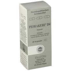 Pefrakehl® D4 Kapseln