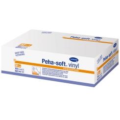 Peha-soft® vinyl powderfree Untersuchungshandschuh Gr. M