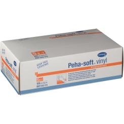 Peha-soft® vinyl powderfree Untersuchungshandschuh Gr. S