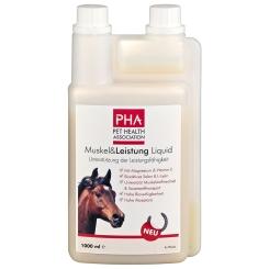 PHA Muskel & Leistung Liquid für Pferde
