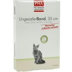 PHA UngezieferBand 35 cm für Katzen
