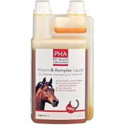 PHA Vitamin-B-Komplex Liquid für Pferde