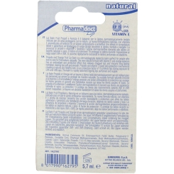 Pharmadoct Lip Balm Fruit LSF 15