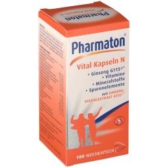 Pharmaton® Vital Kapseln N