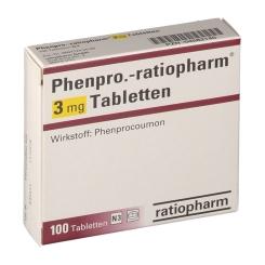 Phenpro ratiopharm Tabl.