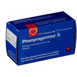 Phenprogamma 3 Tabl.